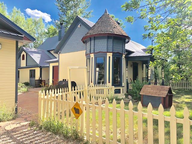La Veta Homestead Victorian Farmhouse