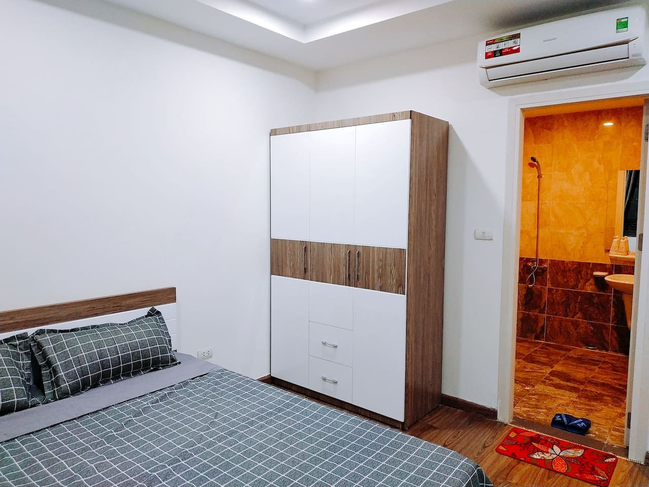 apartment in west side of hanoi