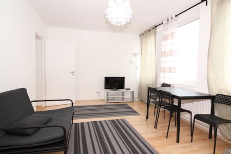 5 Guests / 3-room Apartment  at CITY CENTER