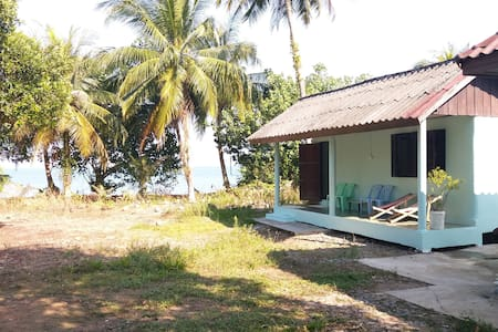 Bungalow at the sea, 2 rooms