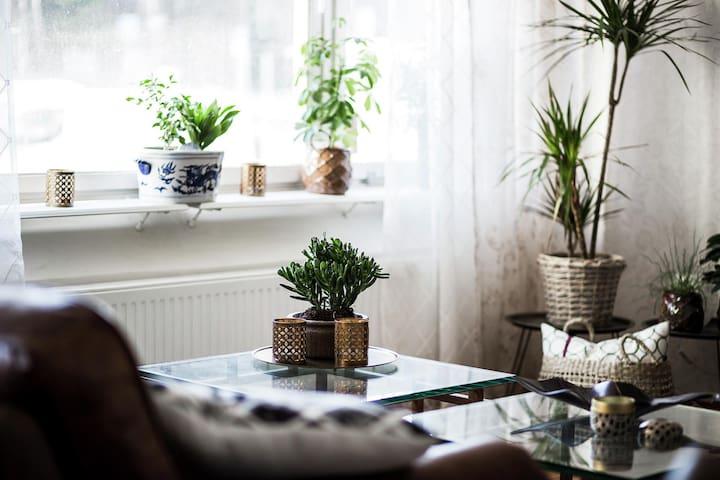 Boende nära city och kommunikation - Stockholm - Wohnung