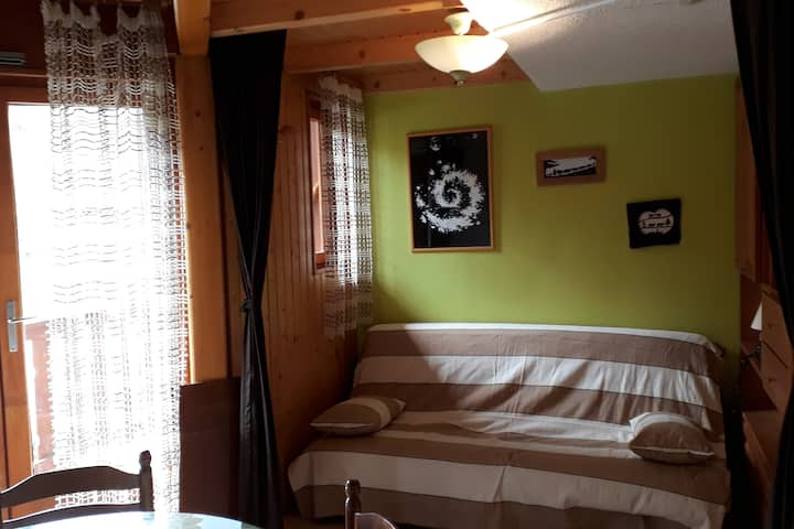 Comfortable apartment in Val Cenis-Lanslevillard