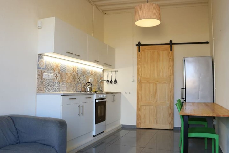 Mooi modern appartement