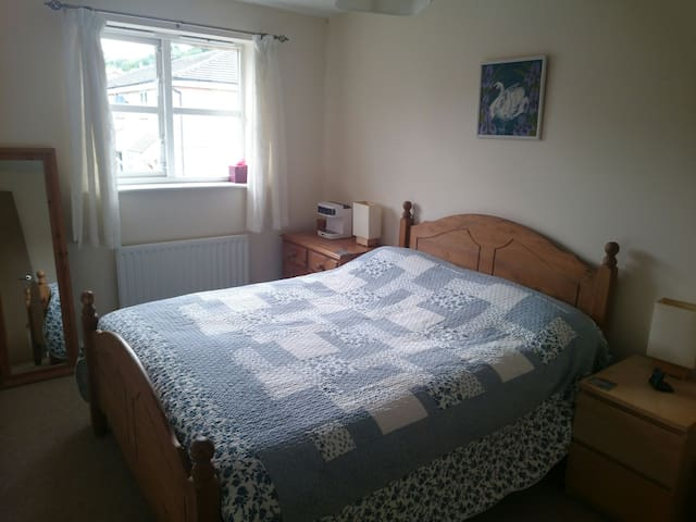 Double bedroom close to Saltaire - Shipley - Huis