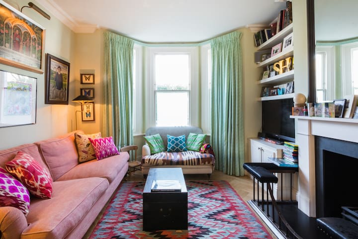 Perfect family home with garden, Shepherd's Bush - Greater London - Dom