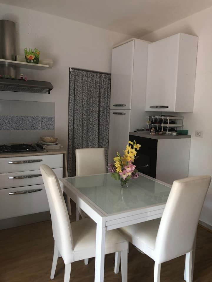 Piccolo appartamento Poggiarelli  Maremma Toscana