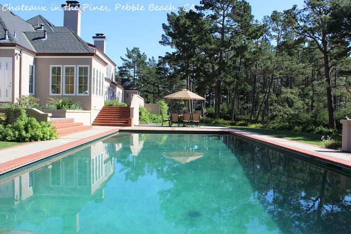 Chateau in the Pines - Del Monte Forest - House