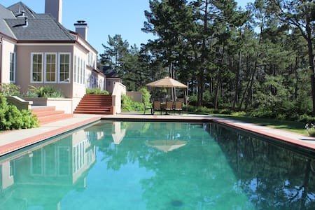 Chateau in the Pines - Del Monte Forest