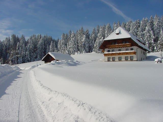 """""""Urlaubsglücklich"""" im mittleren Schwarzwald"""