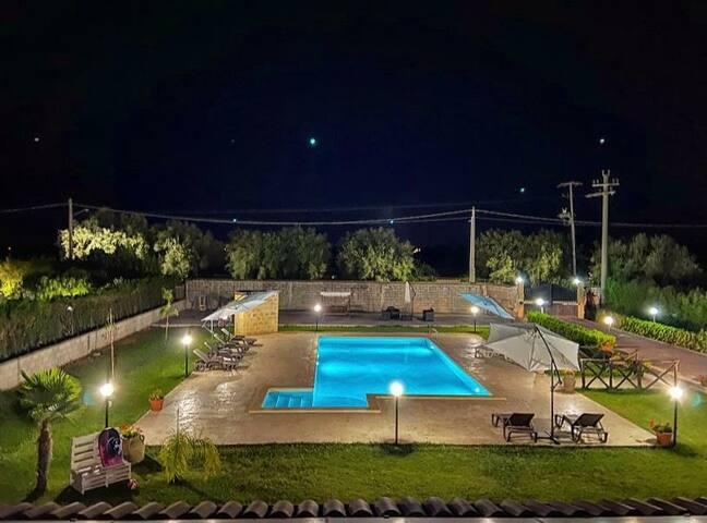 Suite in villa Stefy appartamento Gardenia