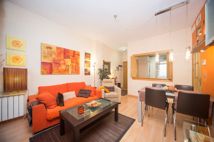 ✨NEW✨ALHAMBRA❤CENTRAL*PARKING PRIVADO-FREE WIFI
