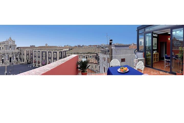 Dream House apartment Catania Duomo