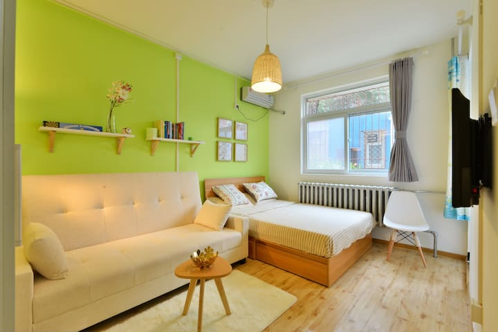 Tian anmen Square, Downtown Cozy Room - Pekin