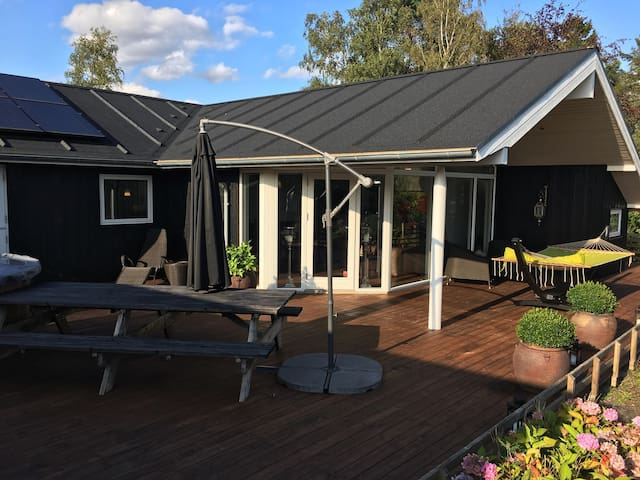 10 person holiday cottage in Ebeltoft