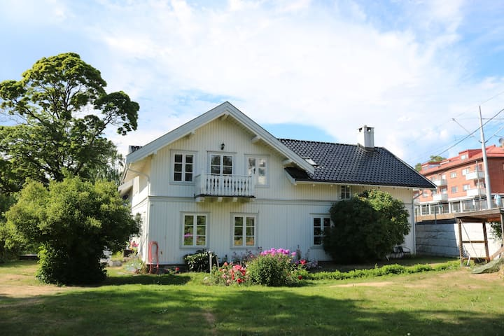 Kastellet | 150sqm, 4 rooms, fully equipped