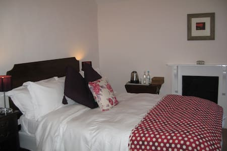 Edgcott House Room 5 - Exford - Inap sarapan