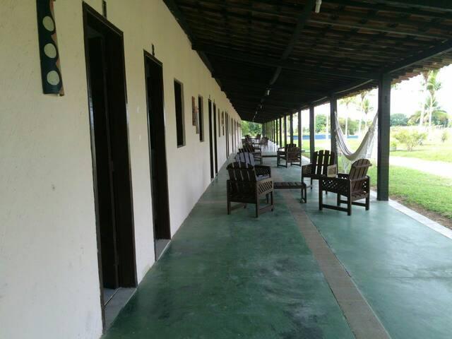 Suítes em área rural - Goiana/PE