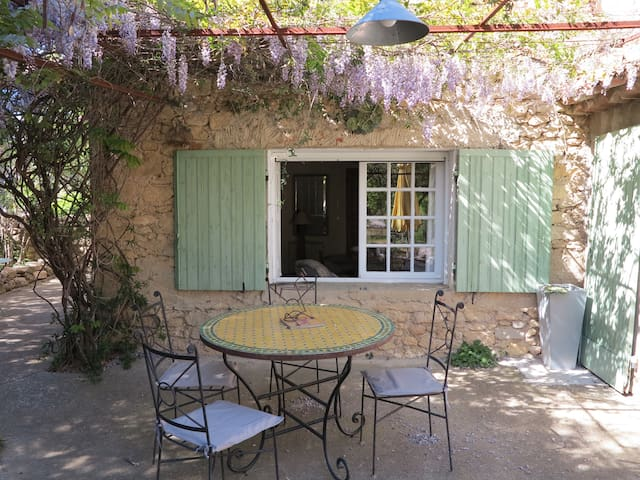 Stone house in Luberon heart - Ansouis - House