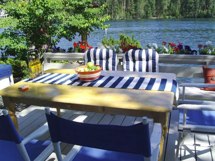 Safe private waterfront ! Close to all amenities !