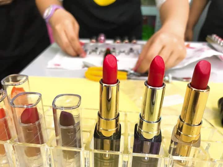 Lipstick making