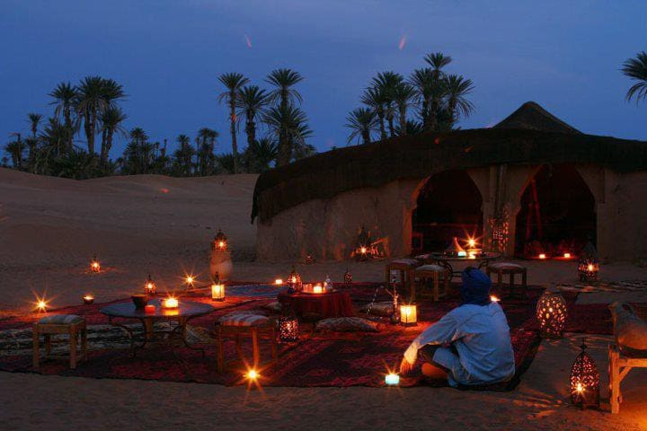 Spiritual Desert Camp