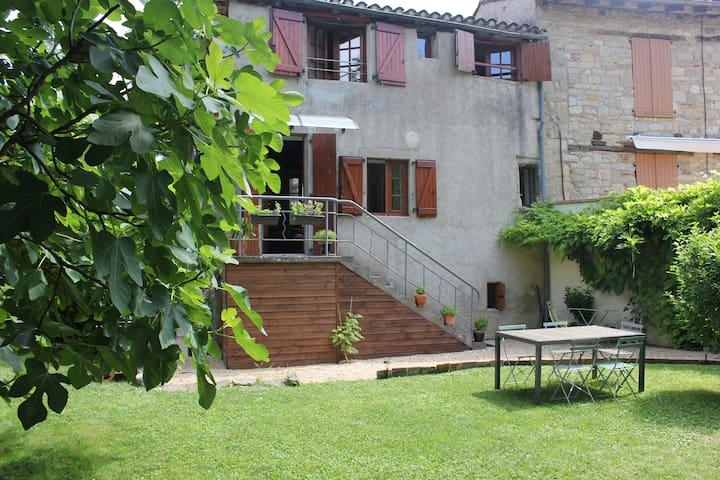 La Cachette - a medieval hideaway - Saint-Antonin-Noble-Val - House
