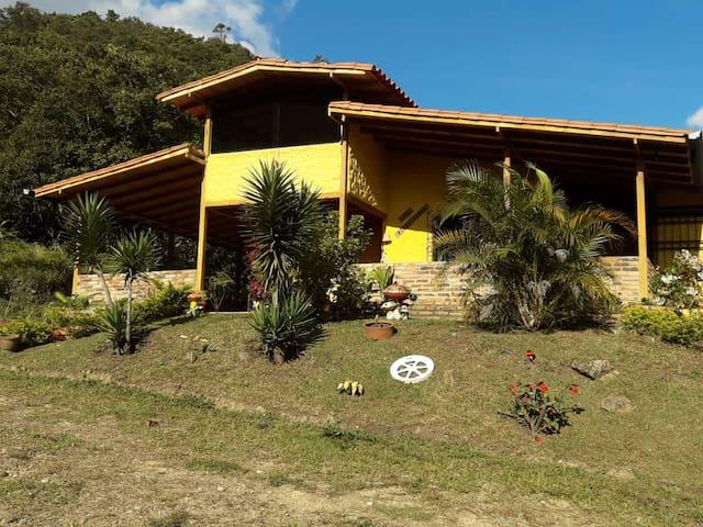 Casa Vacacional Los Picapiedras