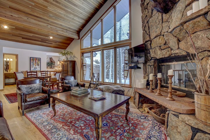 Vail Golf Course Ski Vacation Home
