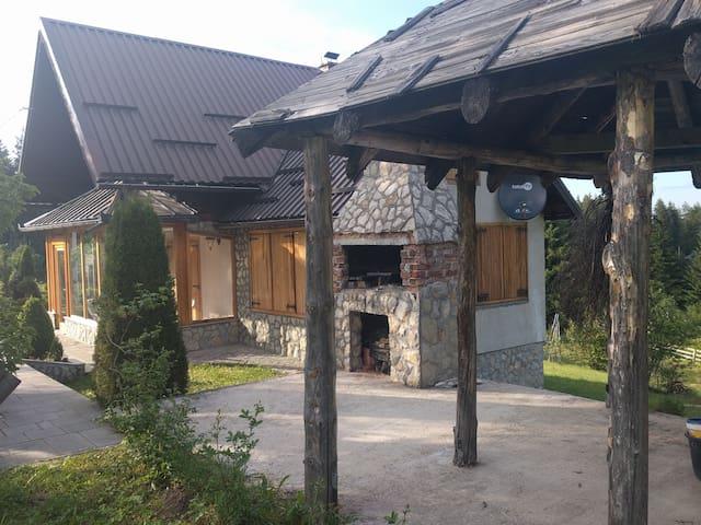 Nišići Vacation House