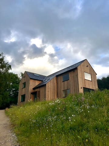 Otley house with breathtaking views