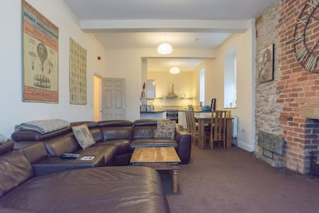 The Chatsworth - Clarence House - Matlock Bath - Apartamento