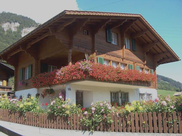 Chalet Gehrihorn, Reichenbach im Kandertal