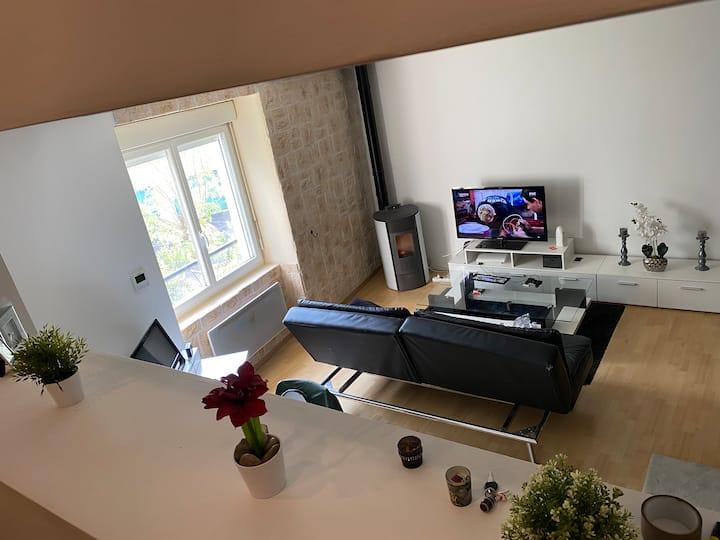 Maison 140 mètre