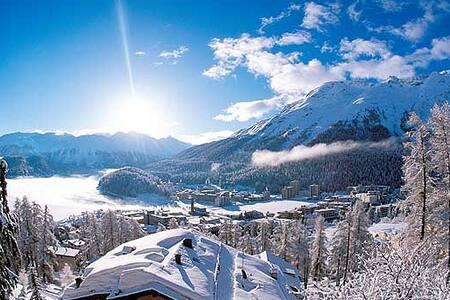 Mountain Charm, Sankt Moritz - Celerina/Schlarigna
