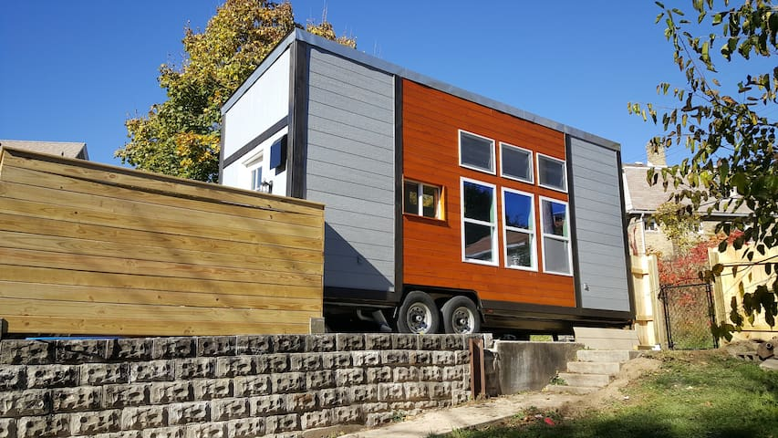 Pittsburgh's only Tiny House! - Pittsburgh - Talo