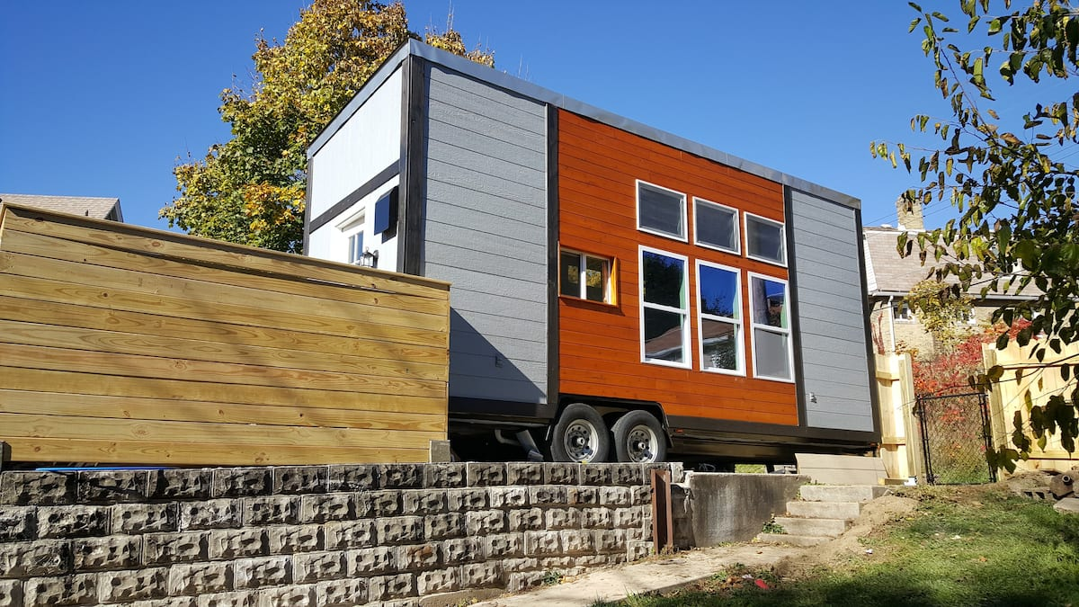 Unusual Airbnbs in Pittsburgh - A Tiny House