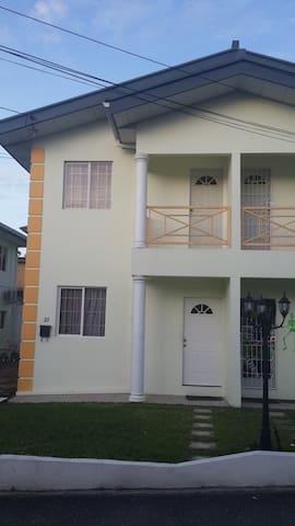 Palm Villas duplex