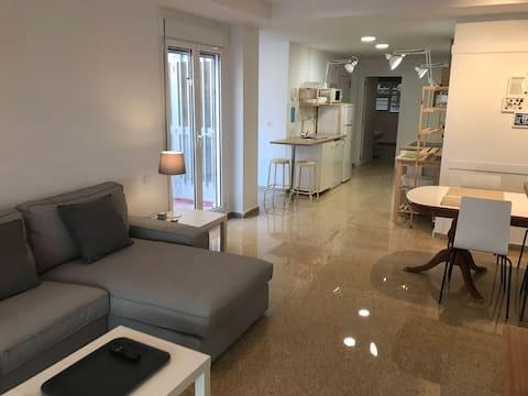 Magnífico apartamento en Valencia - 4PAX