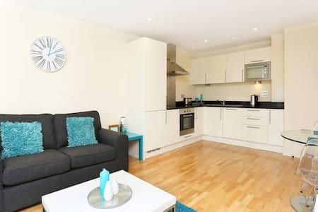 Modern Canary Wharf - Greater London - Appartamento