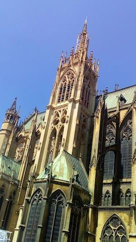 encore la cathédrale...