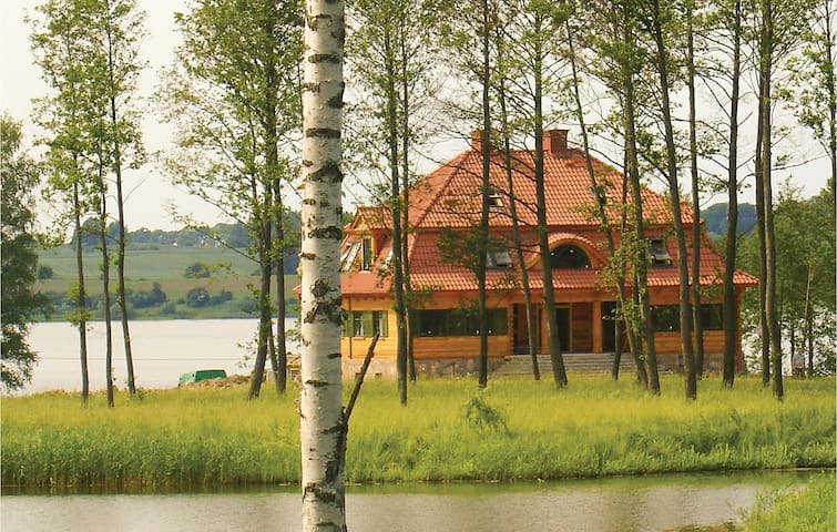 Holiday apartment with 1 bedroom on 144m² in Olsztyn