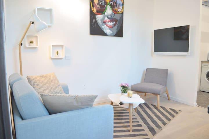 Appartement neuf 10 min de Montpellier centre
