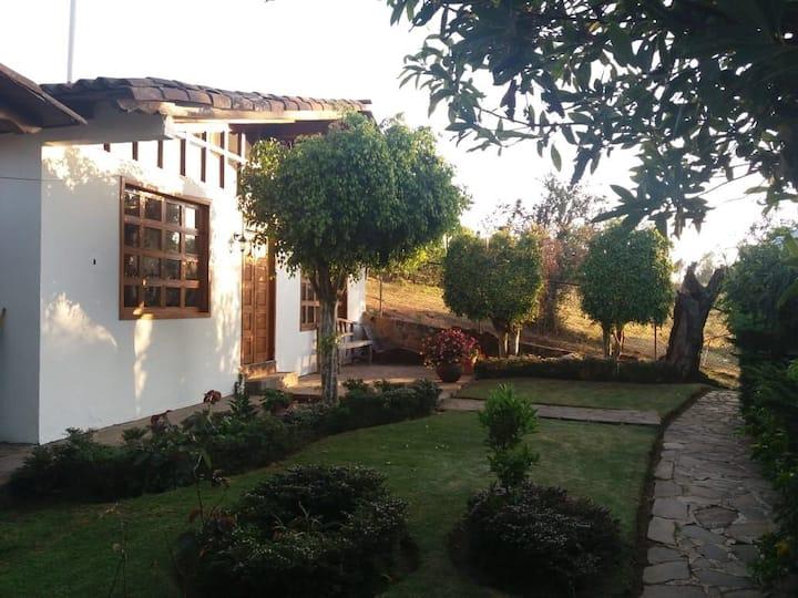 """Cabaña """"El Refugio"""" Mazamitla"""