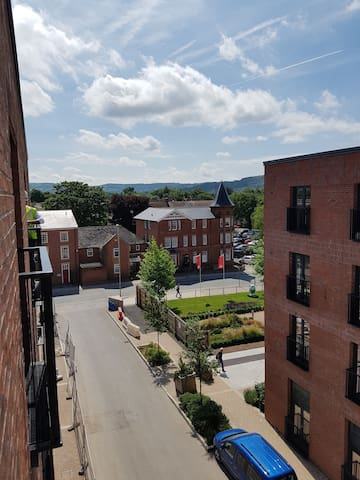 Luxury Apartment in the heart of Gloucester