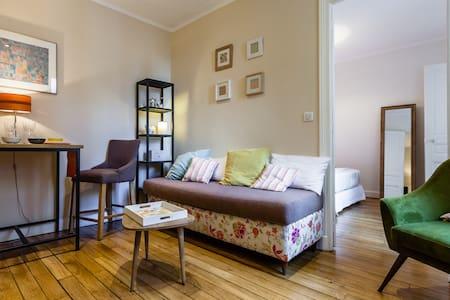 Bel appartement rénové hypercentre de Reims - Reims