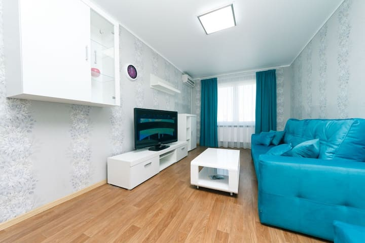 Spacious 2-bedroom apartment