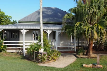 2 bedroom old world charm home - Urunga