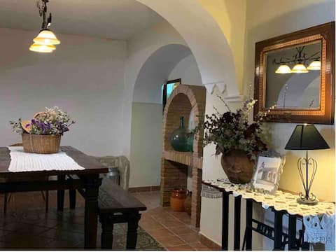 Casa Arcadia (Turismo rural Córdoba)
