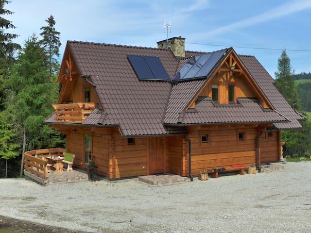 Domek Pod Howyzem - Łapsze Niżne - House