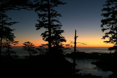 Beautiful Oceanview Ucluelet Guesthouse By Tofino! - Юклулит